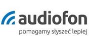 Audiofon - logotyp