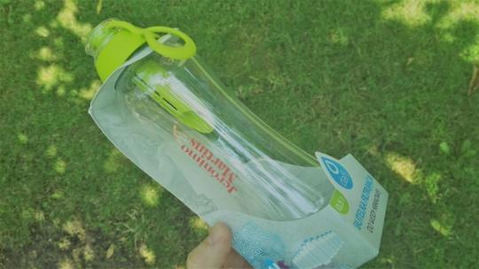 Butelka filtrująca wodę dla każdego wielbiciela kranówki!